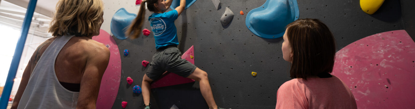 womens and beginners coaching at city bloc leeds